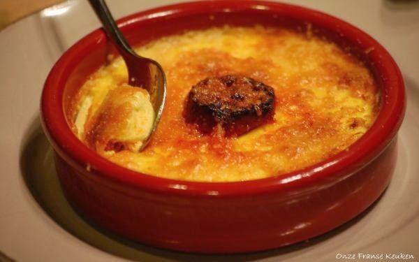 Cr?me Brulee Franse Keuken : Meer dan 1000 afbeeldingen over recepten voorafjes op Pinterest