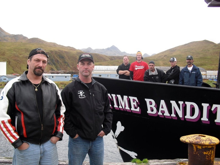 deadliest catchDeadliest Catch Time Bandit
