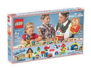 Cheap LEGO 50th Anniversary Building Set The best bargains - http://wholesaleoutlettoys.com/cheap-lego-50th-anniversary-building-set-the-best-bargains
