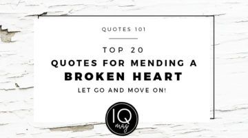 Top 20 Moving On After A Break Up Quotes