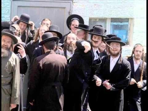 Ortodoksyjni Żydzi szokujące! posłuchaj!