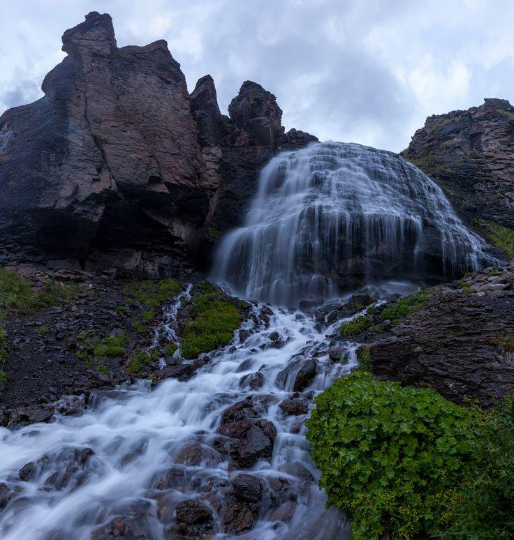 Фотограф Арсений Кашкаров (Arseny Kashkarov) - Водопад 'Девичьи косы' #1760810. 35PHOTO