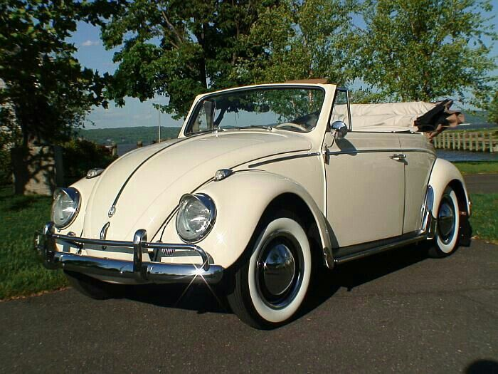 19 best classic car love images on pinterest vintage cars cars 1962 vw beetle convertible my dream car fandeluxe Images