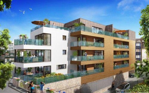 D couvrez avec evimmo 3d un programme immobilier neuf d for Appartement bordeaux orpi