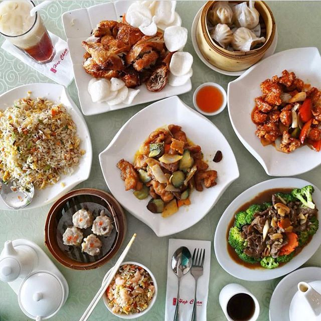 Now Open Hap Chan Calle Bistro Quezon City Serving Chinese Food Favorites Like Sweet Sour Pork Yang Chow Fri Sweet And Sour Pork Food Yang Chow Fried Rice