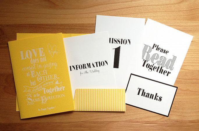 "wedding invitation ""and paper"""