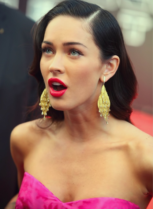 Beautiful Celebrities, Girls Crushes, Beautiful Women, Makeup, Megan Foxes, Dresses, Beautiful People, Hair, Celebrities Beautiful