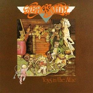 Aerosmith:  Toys in the Attic