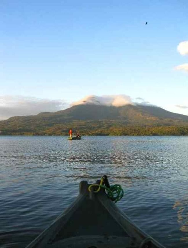 AFAR.com Highlight: Kayaking on Lake Nicaragua by Jen Murphy @Maurianna Zingarelli @Virginia Anderson