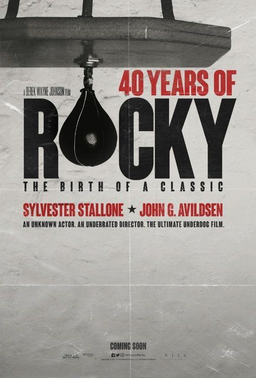 40 Years of Rocky: The Birth of a Classic Full Movie