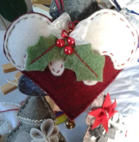 cuore natale - by Luisa Valent
