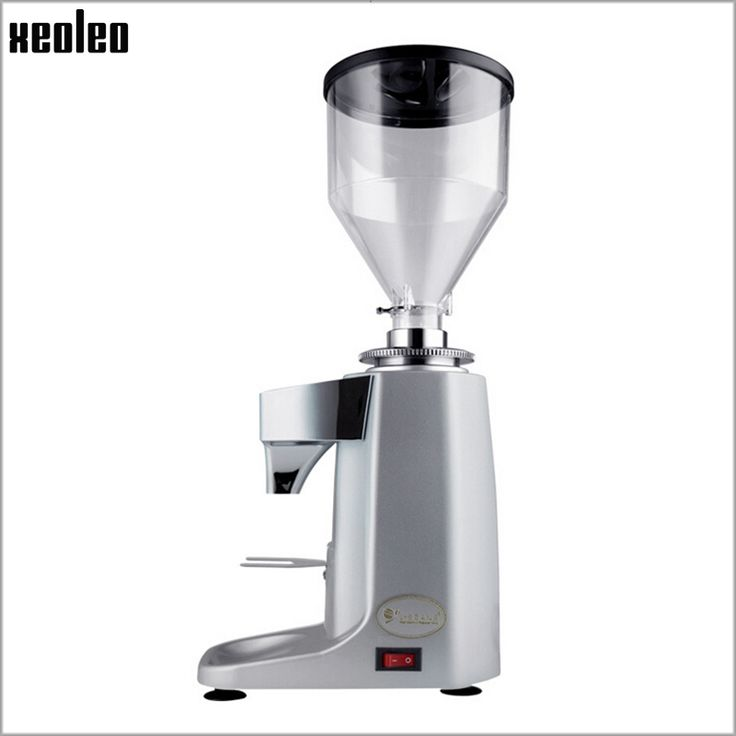 310.50$  Watch here - http://alibad.worldwells.pw/go.php?t=32550269701 - Xeoleo Professional Coffee Grinder Commercial Coffee Powder Milling machine Electric Coffee Bean Grinding machine Coffee maker 310.50$