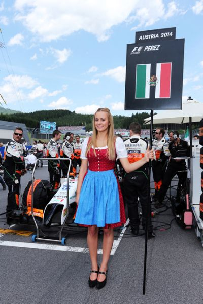 Formula One World Championship 2014, Round 8, Austrian Grand Prix