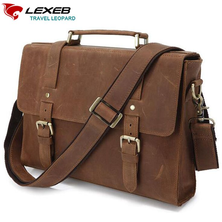 Find More Crossbody Bags Information about 2016 Promotion New Cotton Lexeb Luxury Brand Designer Tote Men's Bags Crazy Horse Leather Office For Men Briefcase High Quality ,High Quality designer tote,China brand man bag Suppliers, Cheap designer man bag from LEXEB Luggage & Bags Co.,Ltd Store on Aliexpress.com