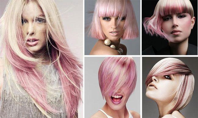 Colore capelli 2015: il biondo fragola per un look eccentrico