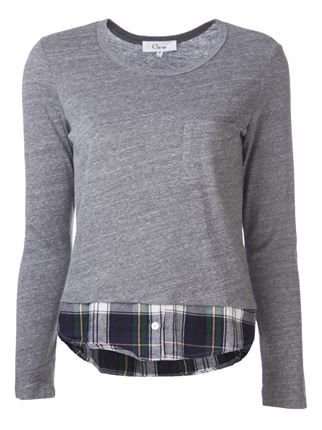 Clu Shirt Tailed Top - - Farfetch.com