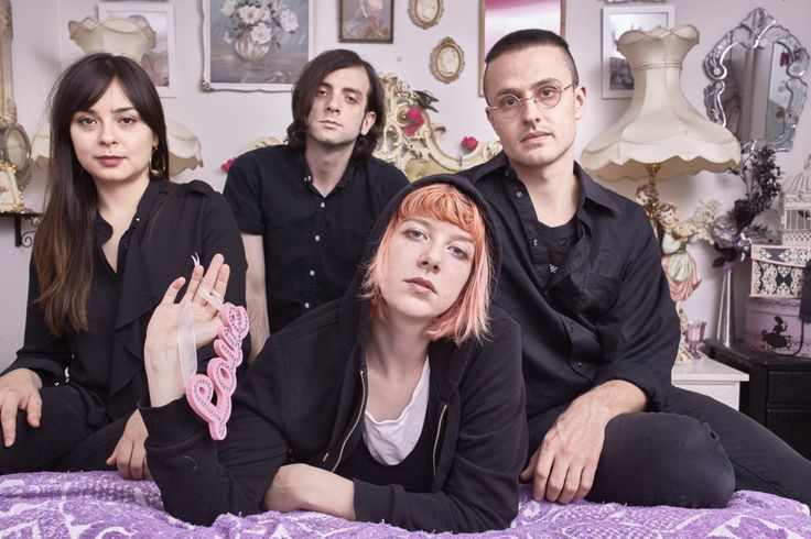 Dilly Dally release new video + announce tour   Dilly Dally