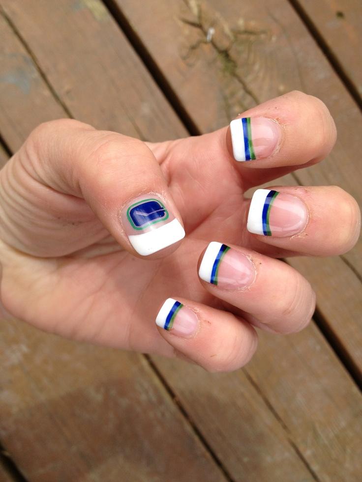 Canucks nails