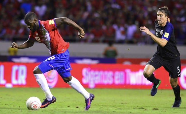 Costa Rica vs USA en vivo 22 Julio -