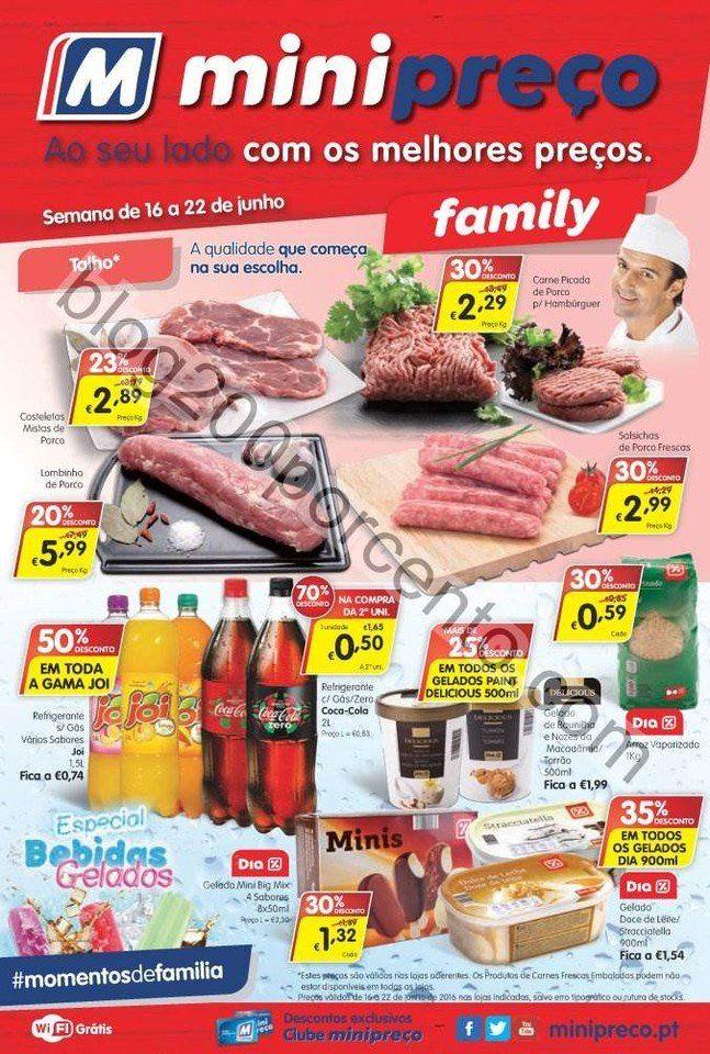 Antevisão Folheto MINIPREÇO Family promoções de 16 a 22 junho - http://parapoupar.com/antevisao-folheto-minipreco-family-promocoes-de-16-a-22-junho/