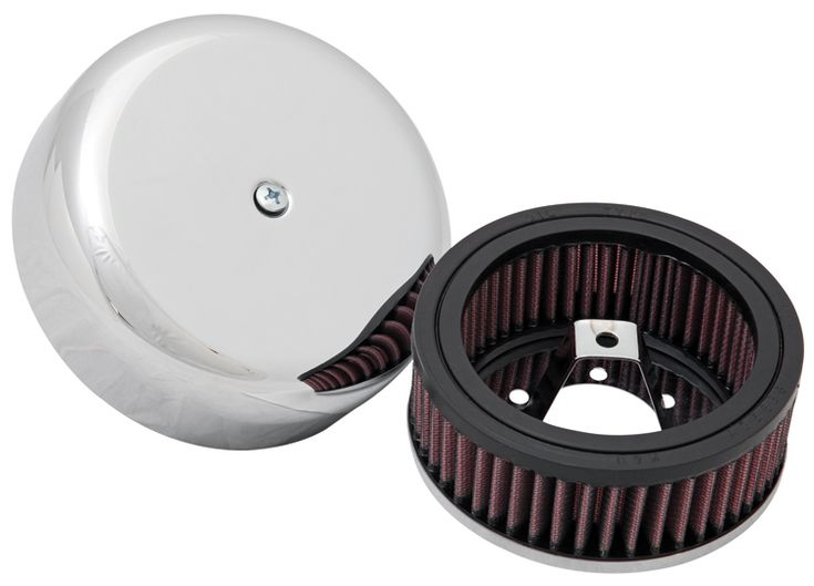 "K&N KEIHIN HIGH-FLOW Air Filter. *Carburator 1976 & Up**Diameter 6""**Replacement Element for RK-380B*"