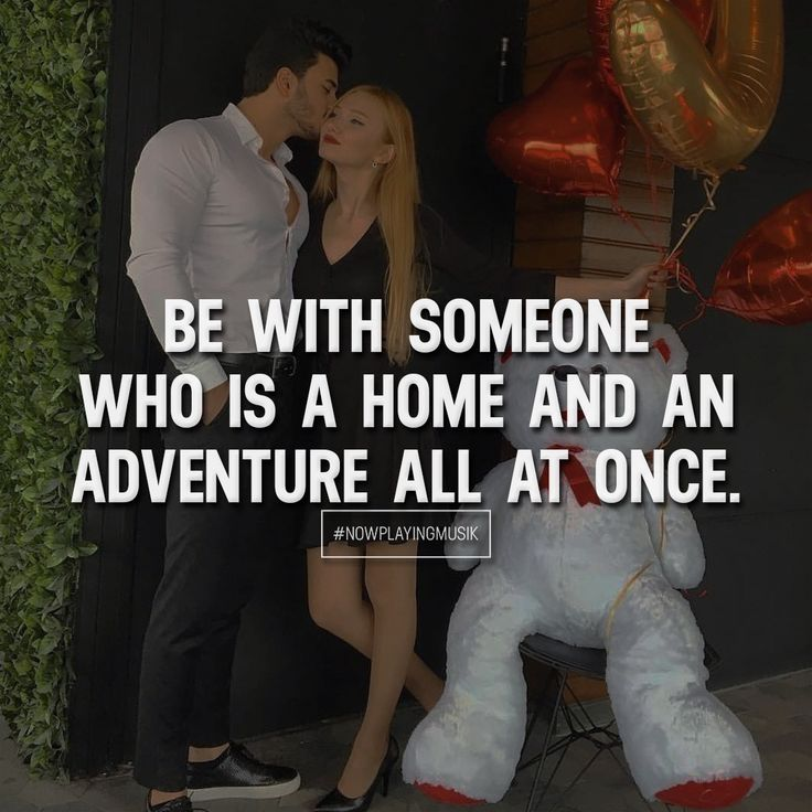 Be with someone who is a home and an adventure all at once. Like and comment if you feel like this! ➡️ @npmusik for more! #nowplayingmusik