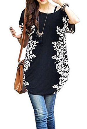 We love this summer tunic! Pair with white skinny jeans or capris for a perfect summer look! Shipped for only $15.99!