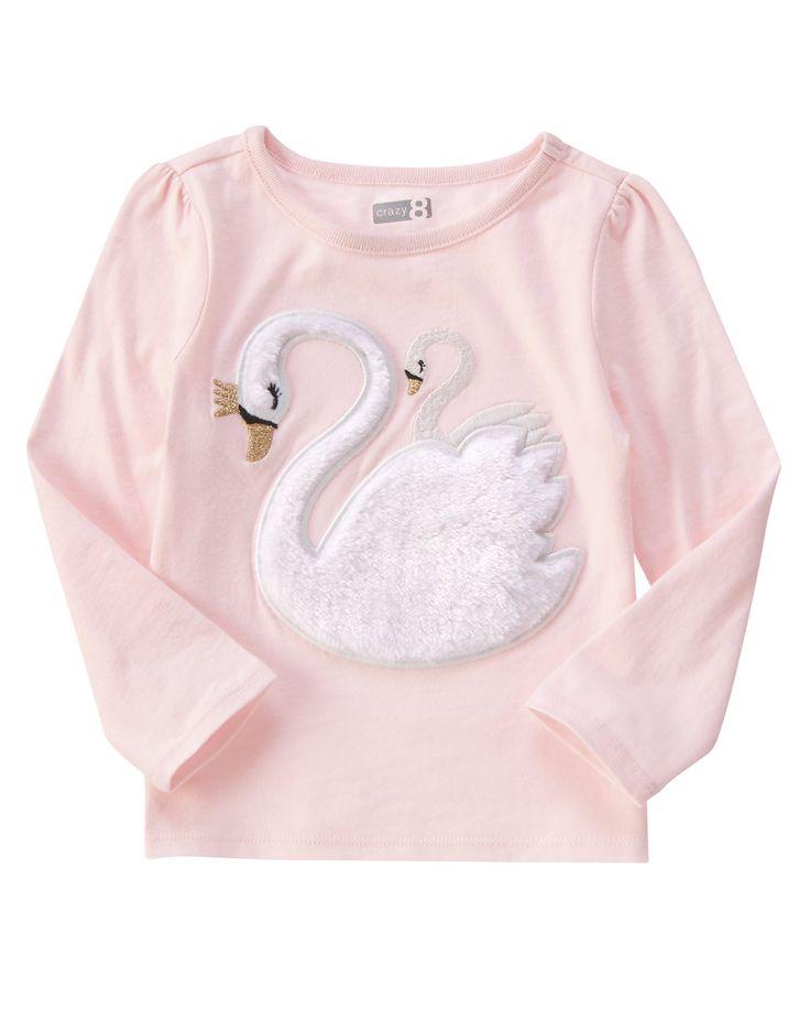 Inspiración: cisnes en ropa infantil – BAJITOS