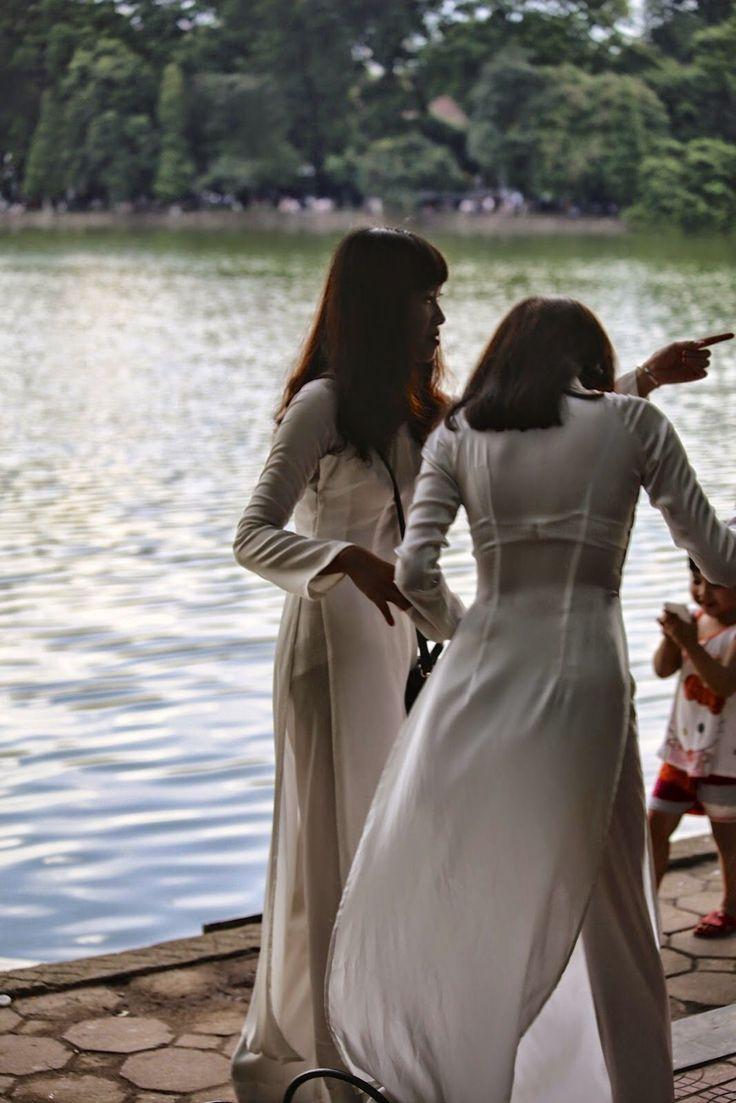 アオザイ(越:Áo dài/襖𨱽?)とは、正装として着用するベトナムの民族衣装。 アオ(襖)は上衣の一種を意味する中古音で、ザイ(𨱽)はベトナム語で「長い」を意味する形容詞。つまり「長上着」となる。「アオザイ」はベトナム北部方言の発音であり、南部方言では「アオヤイ」と発音する。 女性用アオザイの美しさは世界的に認知されており、土産物としても人気が高いが、オーダーメイドが基本