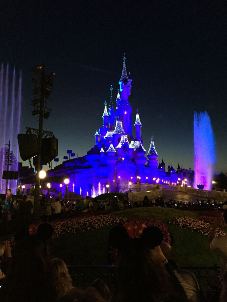Disney@night 2015! Fantastic long weekend with the family