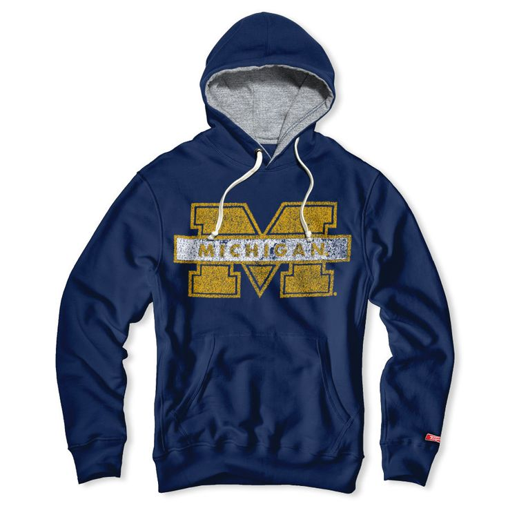 Michigan Wolverines Hoodie from Tailgate Clothing. $75.