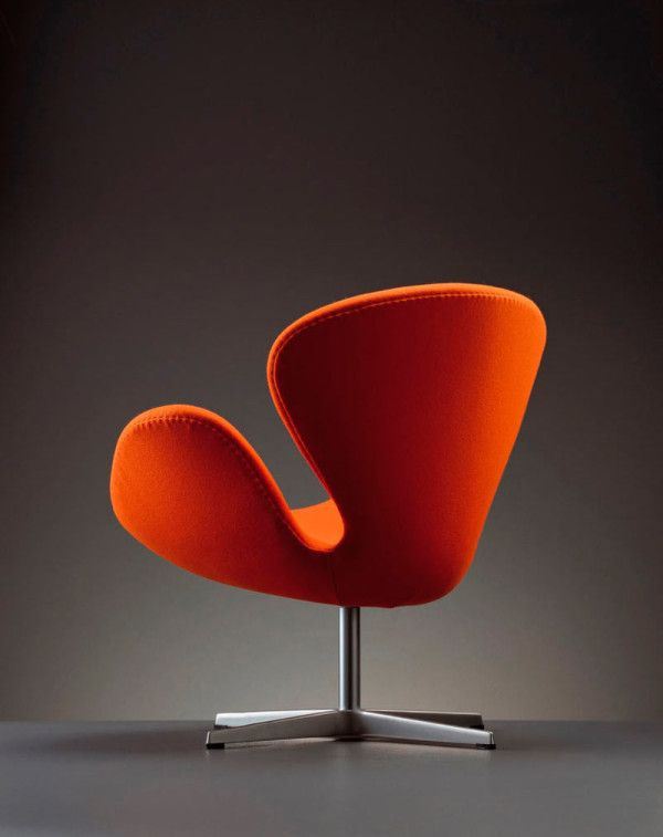 Making a Modern Mark in Manufacturing: Swan Chair in news events  Category