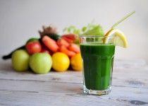 Super groene groentesap