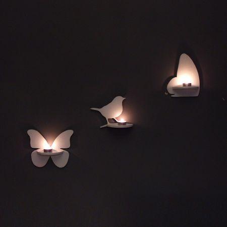 Kelebek Kanatları, Mumluk