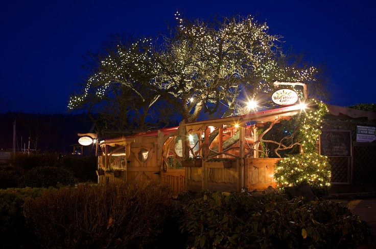Tree House Cafe, located at the heart of Ganges village on beautiful Salt Spring Island.