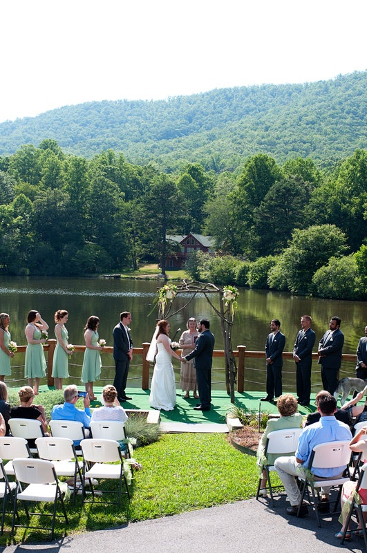 Forge Valley Event Center #WNC #Wedding