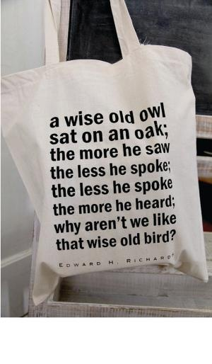 Cheap Sale Outlet Locations Pay With Visa Tote Bag - Thomas Merton Quote by VIDA VIDA Online Cheapest 1c4MUSS