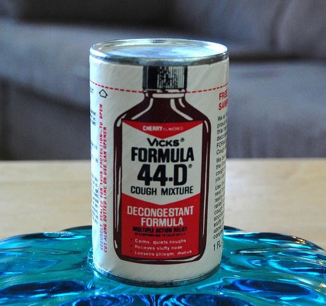 Vicks Formula 44D