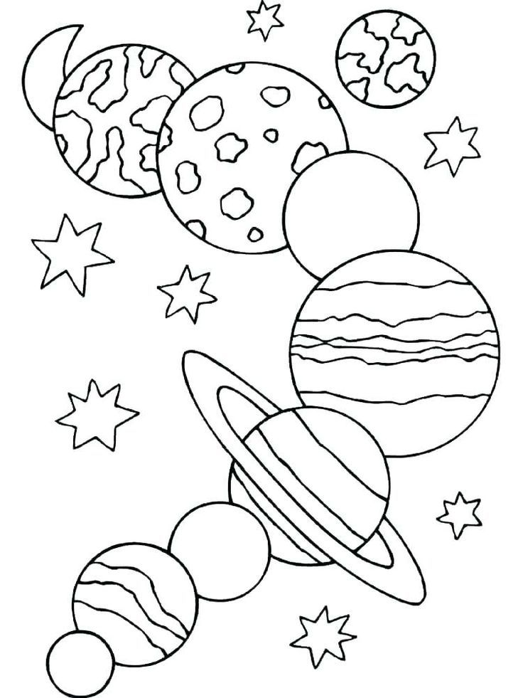 Pin By Dk On Education Learning Ideas Solar System Coloring