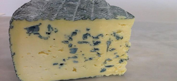 Mouldy Mabel- Award-winning Jersey Blue from Cowpots.