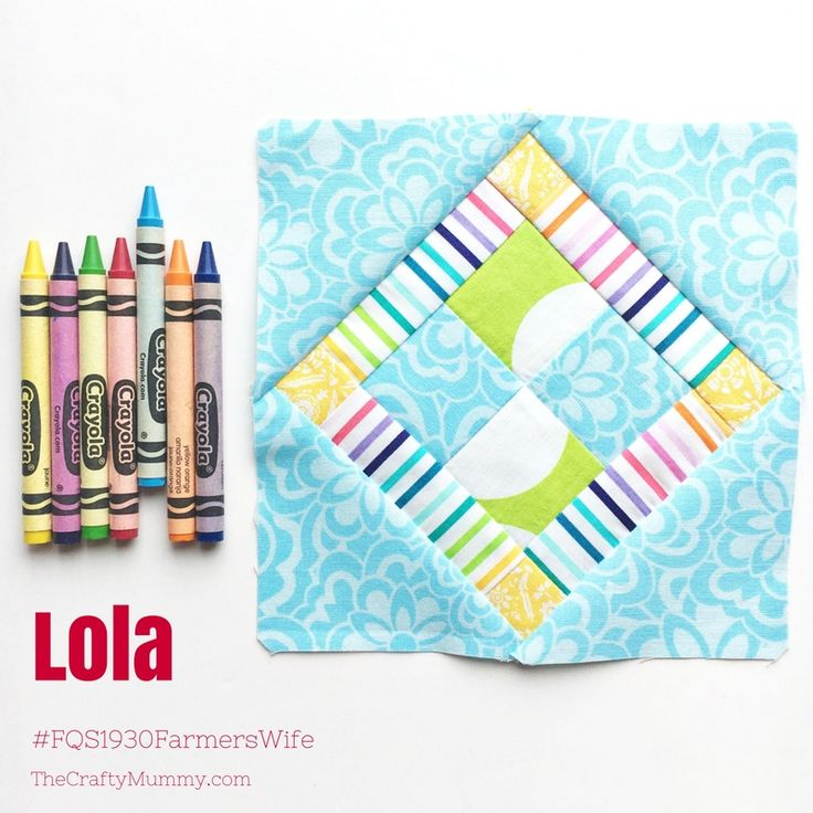 Another tutorial for the FQS 1930's Farmer's Wife Sew Along: Block 52 - the Lola Block. See how I made my quilt block and read my tips for making yours.