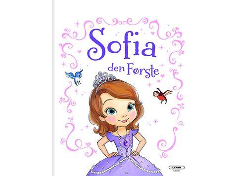 Sofia den første bok