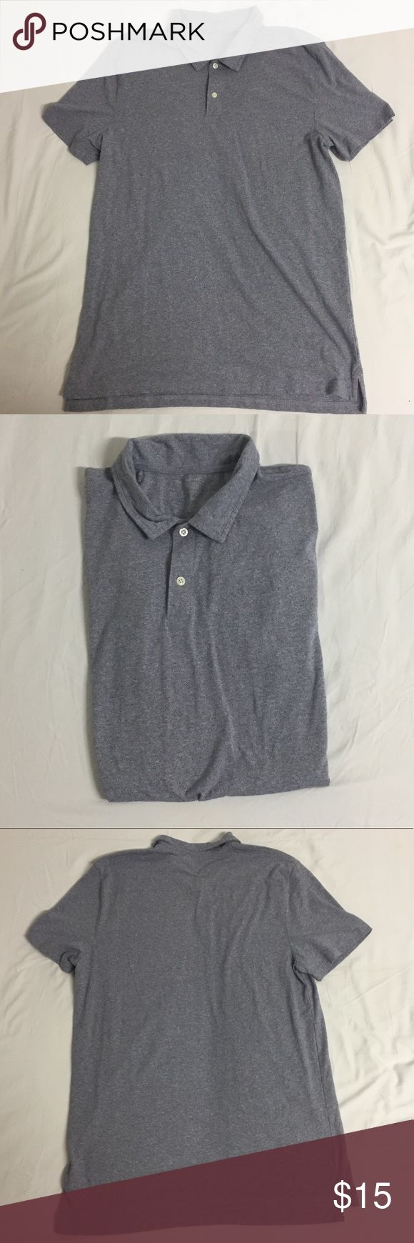 New Old Navy Blue Cotton Polo Shirt XLT NWOT New Old Navy blue extra large tall cotton polo shirt. New never worn without tags. Old Navy Shirts Polos