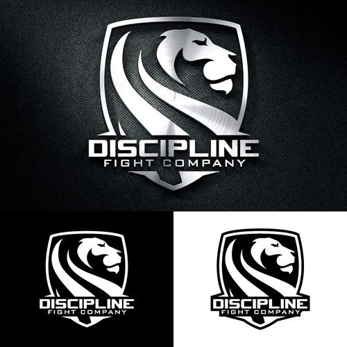 CAN YOU CAPTURE OUR VISION? Create a company logo for Discipline Fight Company Design by 262_kento