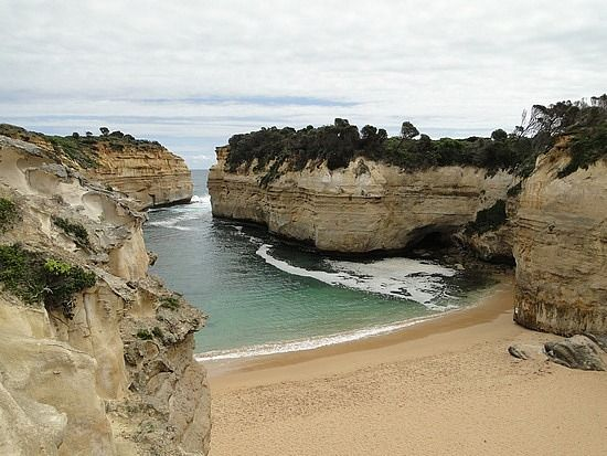 Along the Great Ocean Road., Apollo Bay, Australia