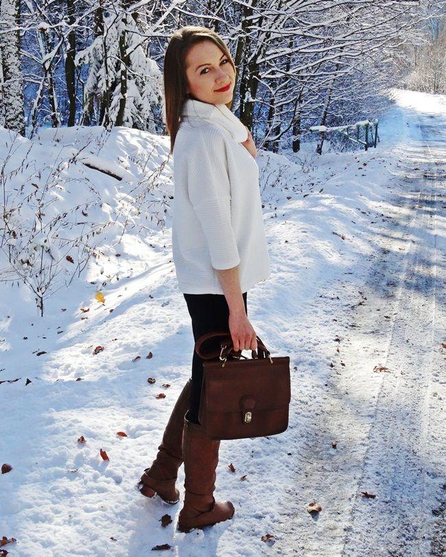 Życie jak pomarańcze: 18. Zimowe black&white