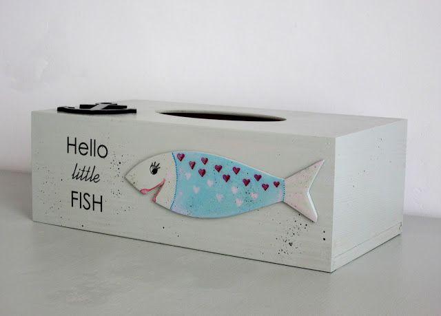 Pracownia Decou: Little Fish