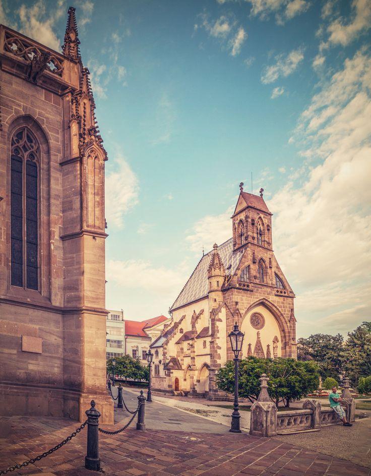 A breath of history - Beautiful city of Kosice, Slovakia