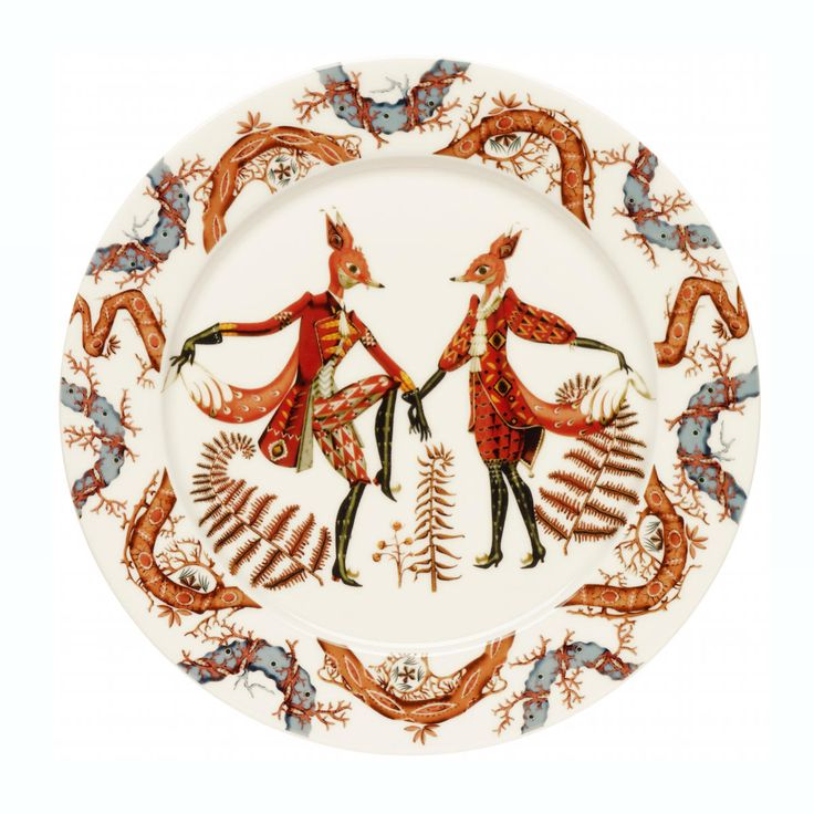 #Tanssi #plate 27 cm.