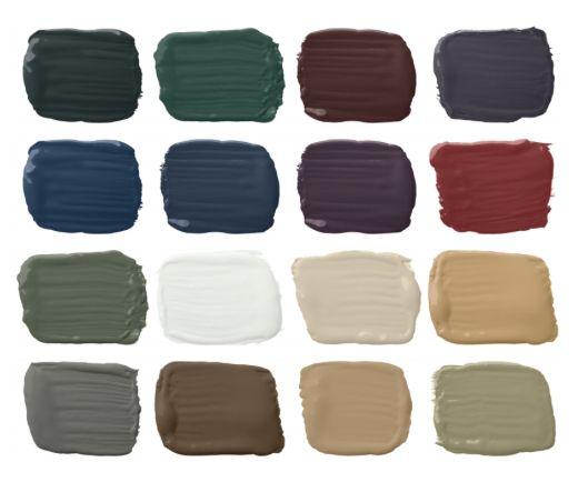 Ralph Lauren Paint: Thoroughbred